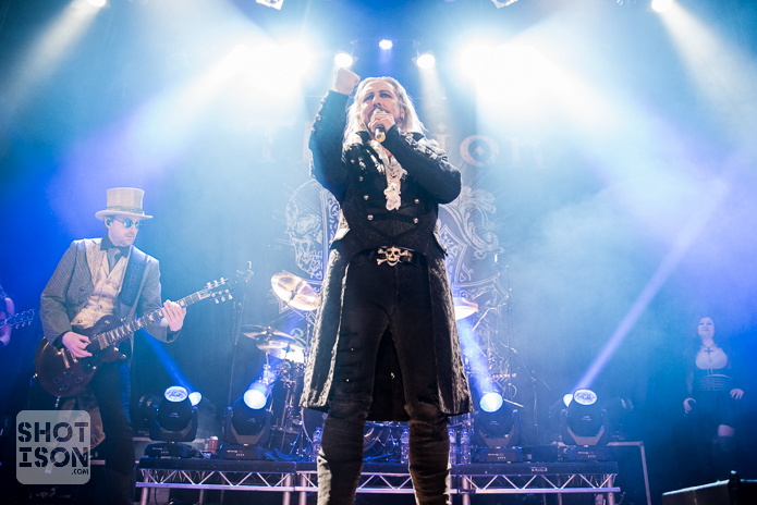 Therion at Islington Assembly 03-02-2018