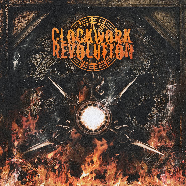 Clockwork Revolution Cover