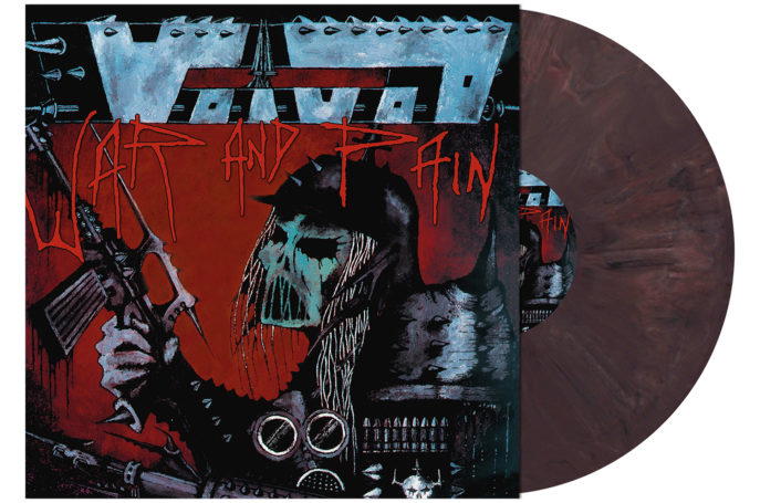 Voivod: 'War And Pain'