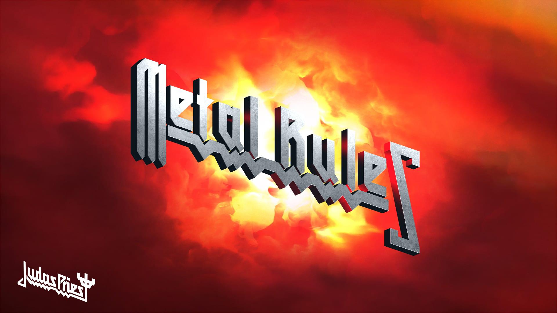 Judas Priest Font