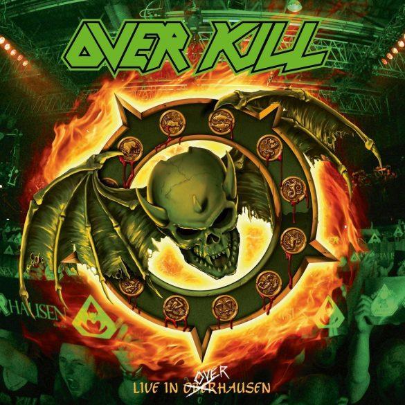 OverKill - Live In Oberhausen