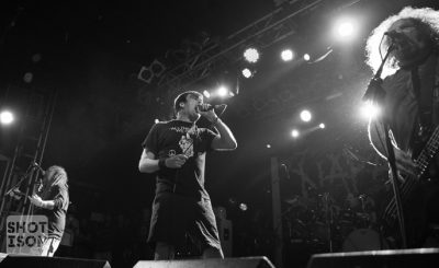 Napalm Death Desertfest 2018 Electric Ballroom