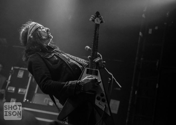 The Admiral Sir Cloudesley Shovell Electric Ballroom Desertfest 2018