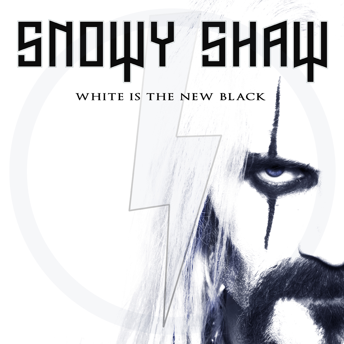 Snowy Shaw - White Is The New Black