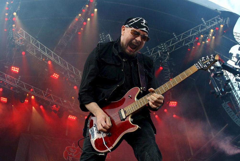 Paul Quinn - Saxon