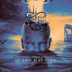 DEVIN TOWNSEND PROJECT –  'Ocean Machine – Live at the Ancient Roman Theatre Plovdiv'
