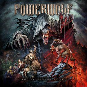 "Powerwolf - ""THE SACRAMENT OF SIN"""