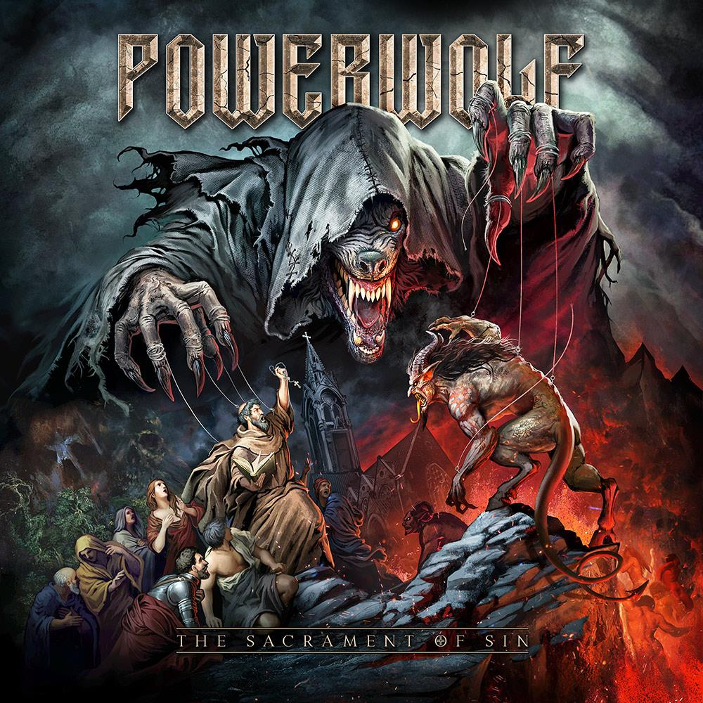 "Powerwolf - ""THE SACRAMENT OF SIN"""
