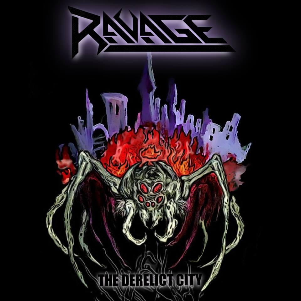 """Ravage """"The Derelict City"""""""
