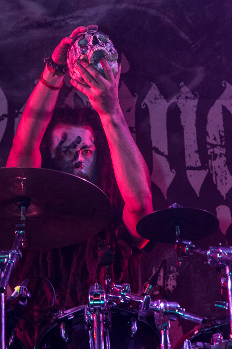 Bleeding Gods @ The Dome