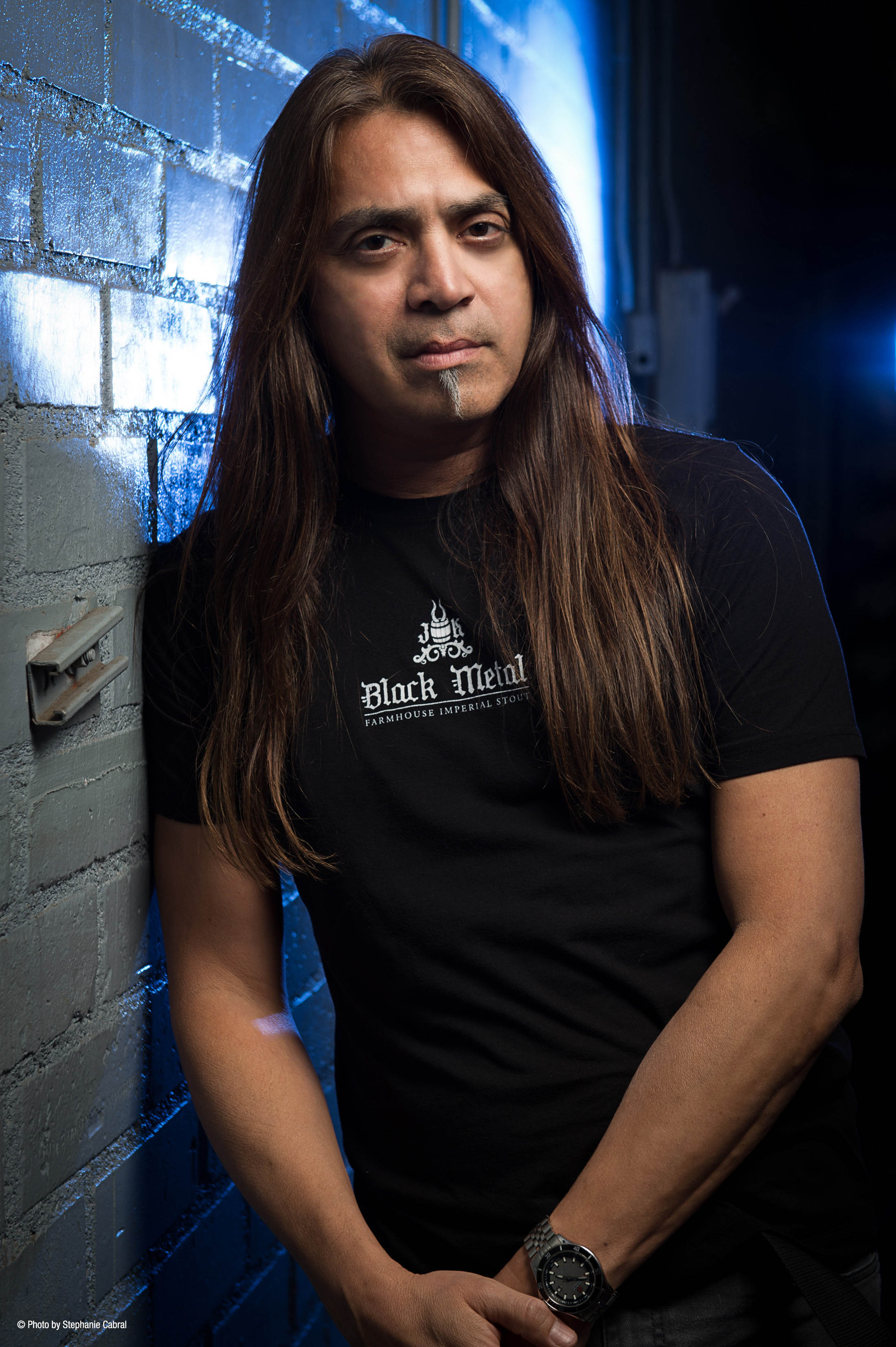 Ray Alder of Fates Warning