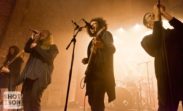 Zeal and Ardor, London Village Underground Shotison