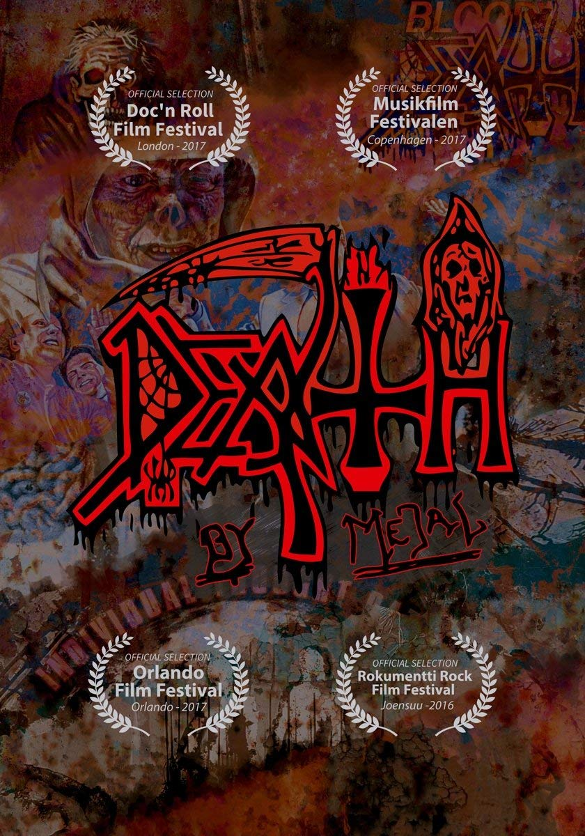 DEATH Documentary 'Death By Metal'