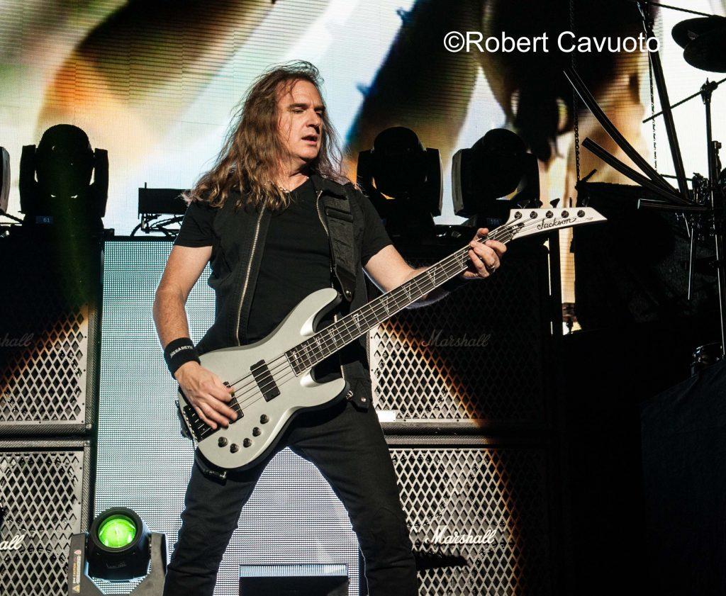 David Ellefson of Megadeth