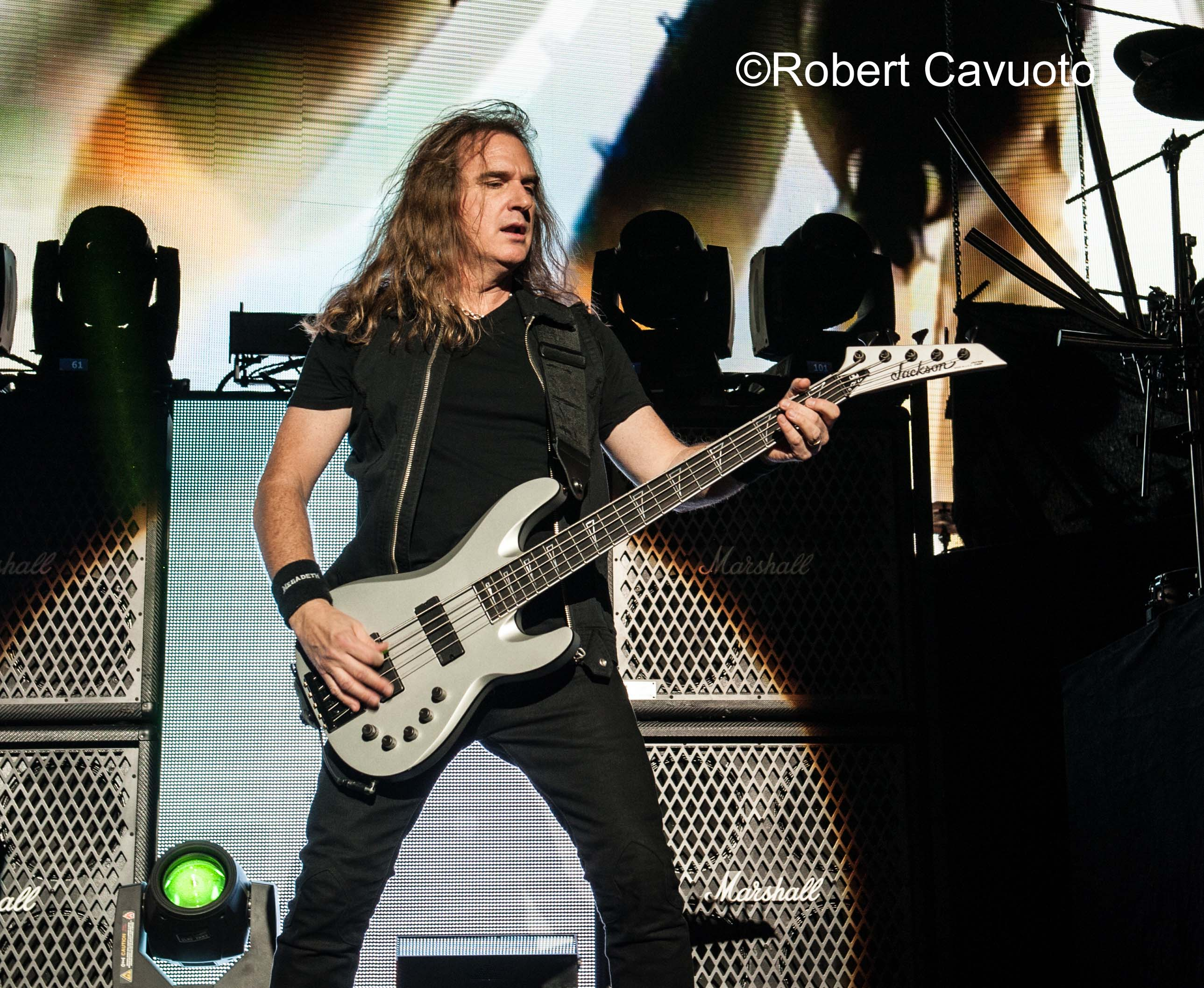 David Ellefson of Megadeth