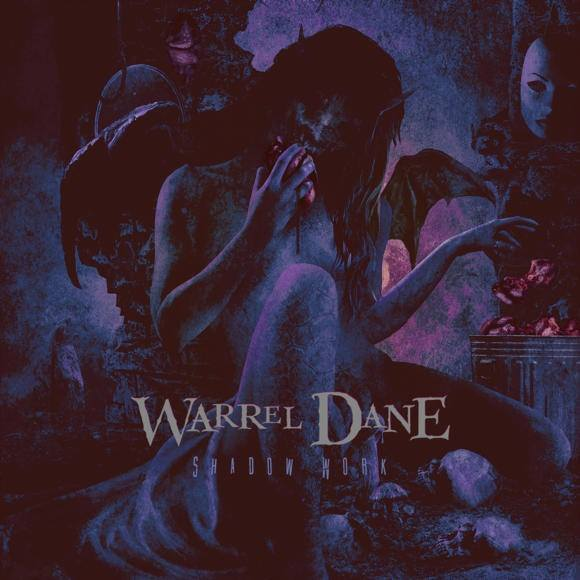 "WARREL DANE - ""Shadow Work"""