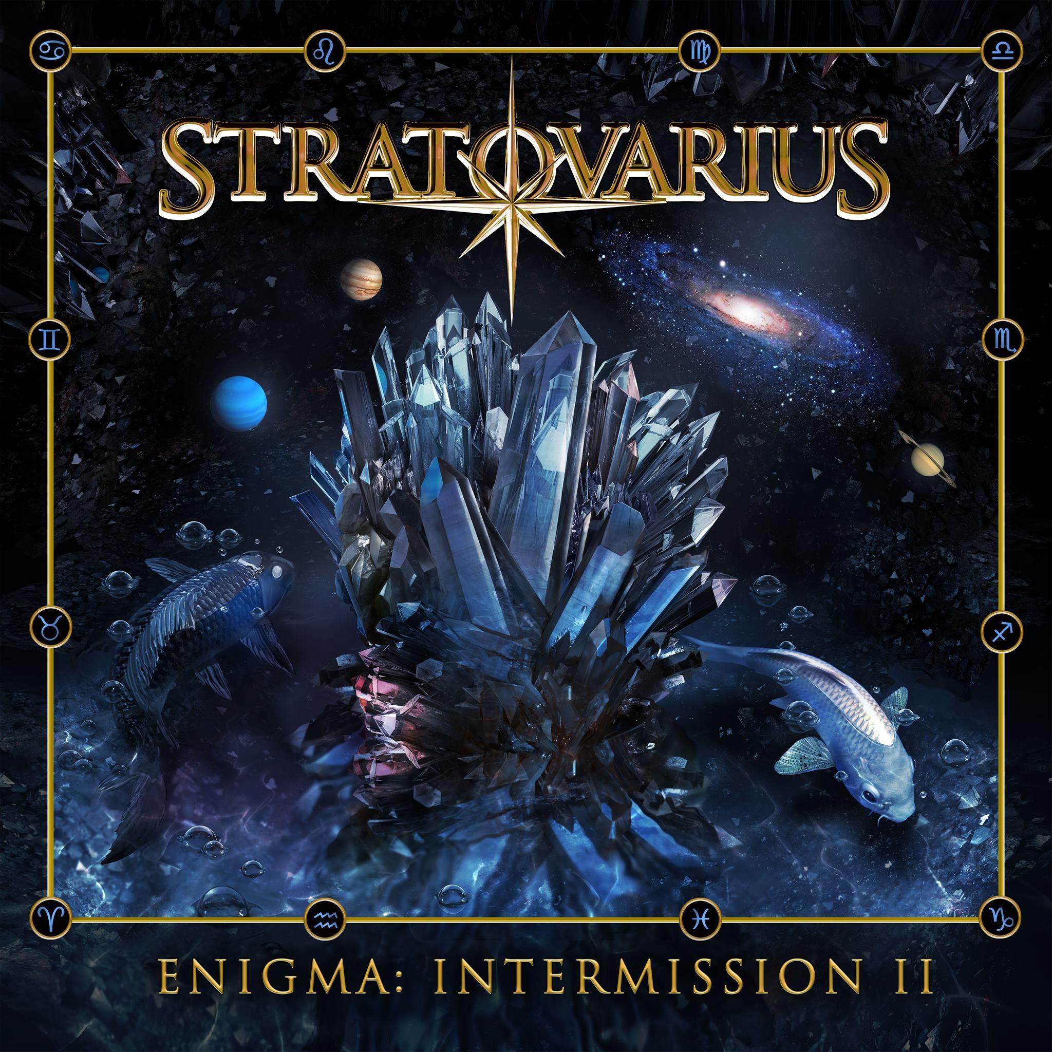 """Stratovarius """"ENIGMA: Intermission 2"""""""