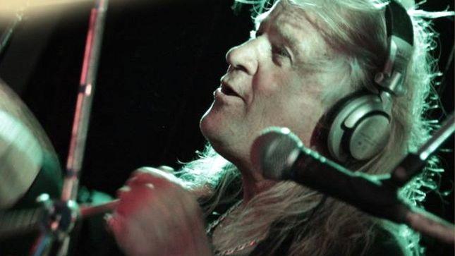 "Helix drummer Greg ""Fritz"" Hinz"