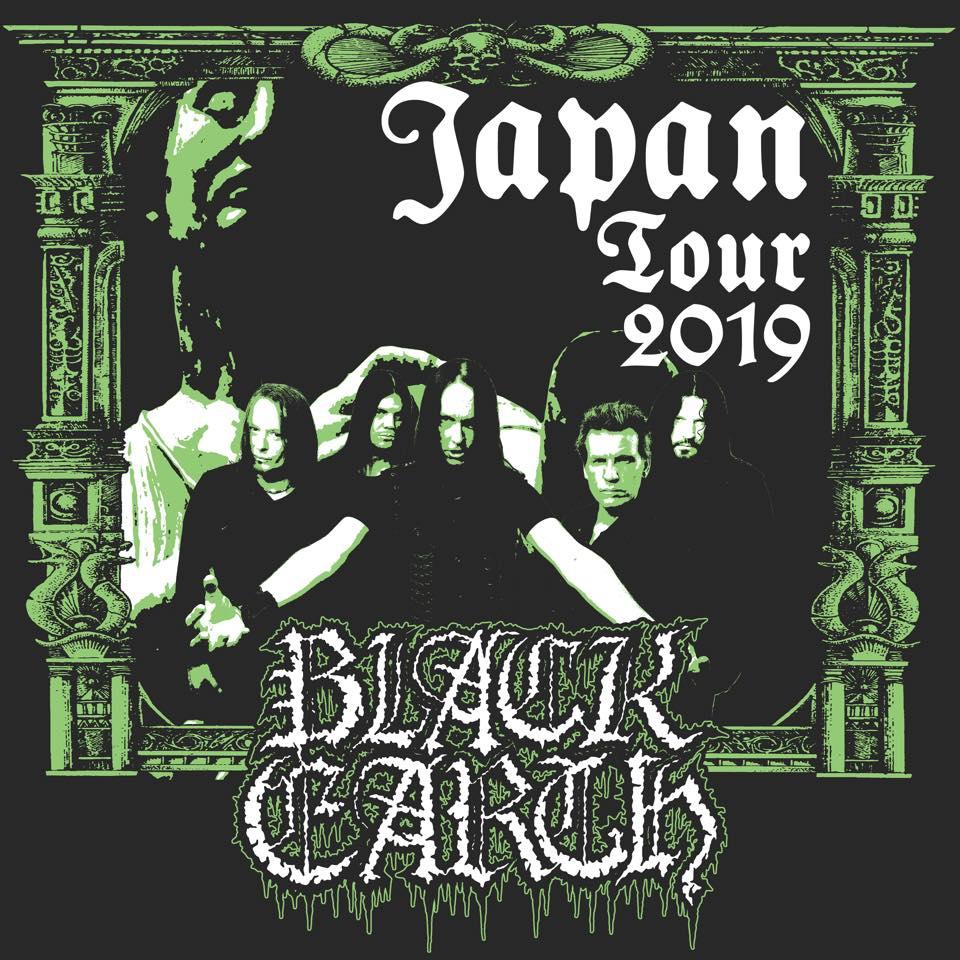 Black Earth - Japan Tour 2019
