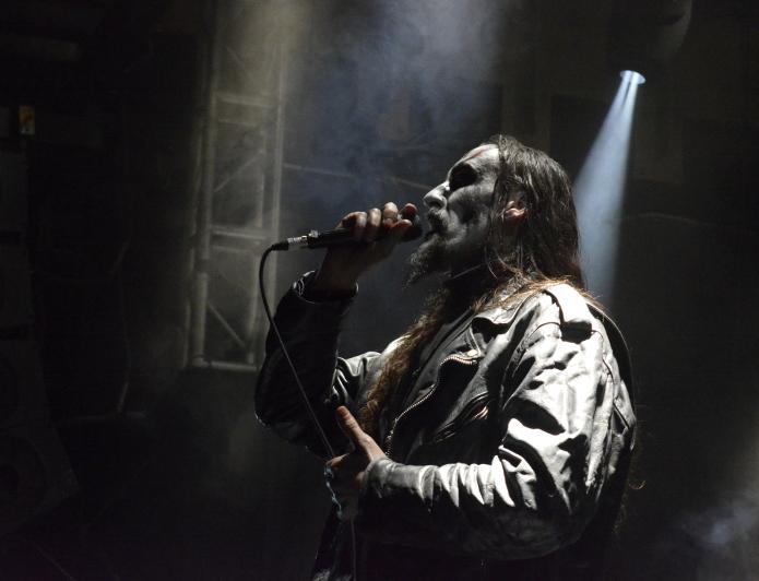 Gaahl's Wyrd Live at The 02 Islington
