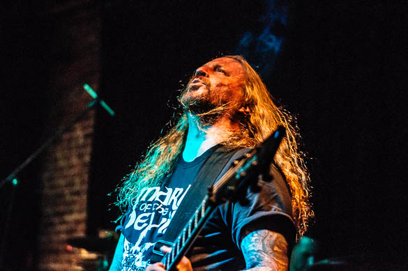 Phil Fasciana of Malevolent Creation