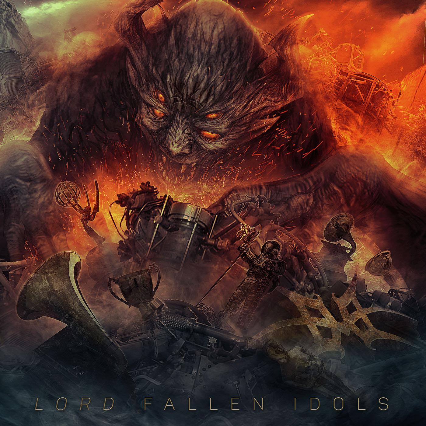 """LORD """"Fallen Idols"""""""
