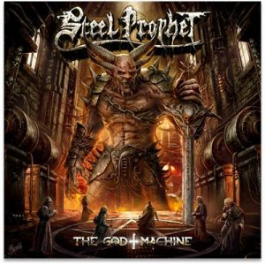 "Steel Prophet - ""The God Machine"""