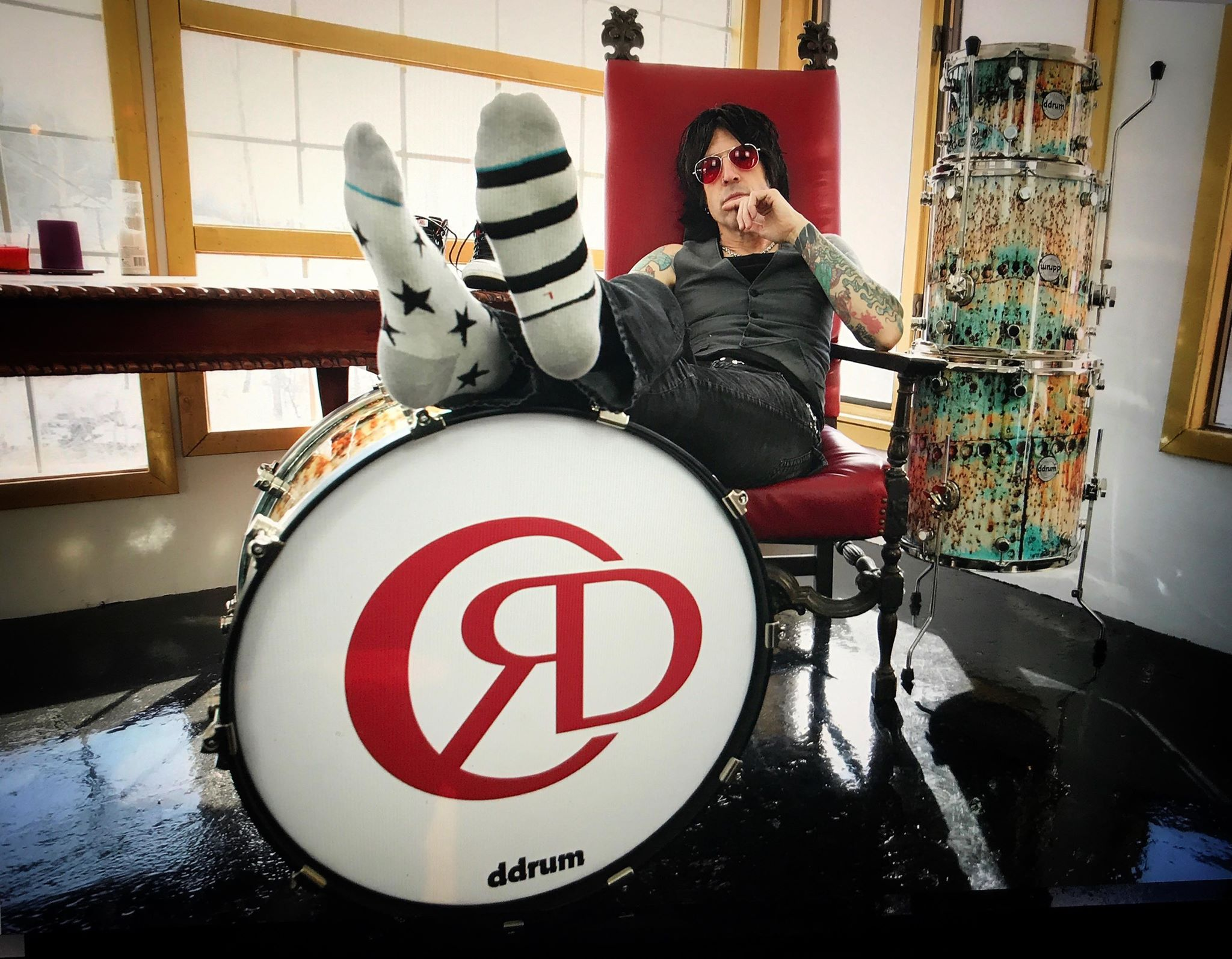 PHIL VARONE ANNOUNCES RETIREMENT FROM DRUMMING