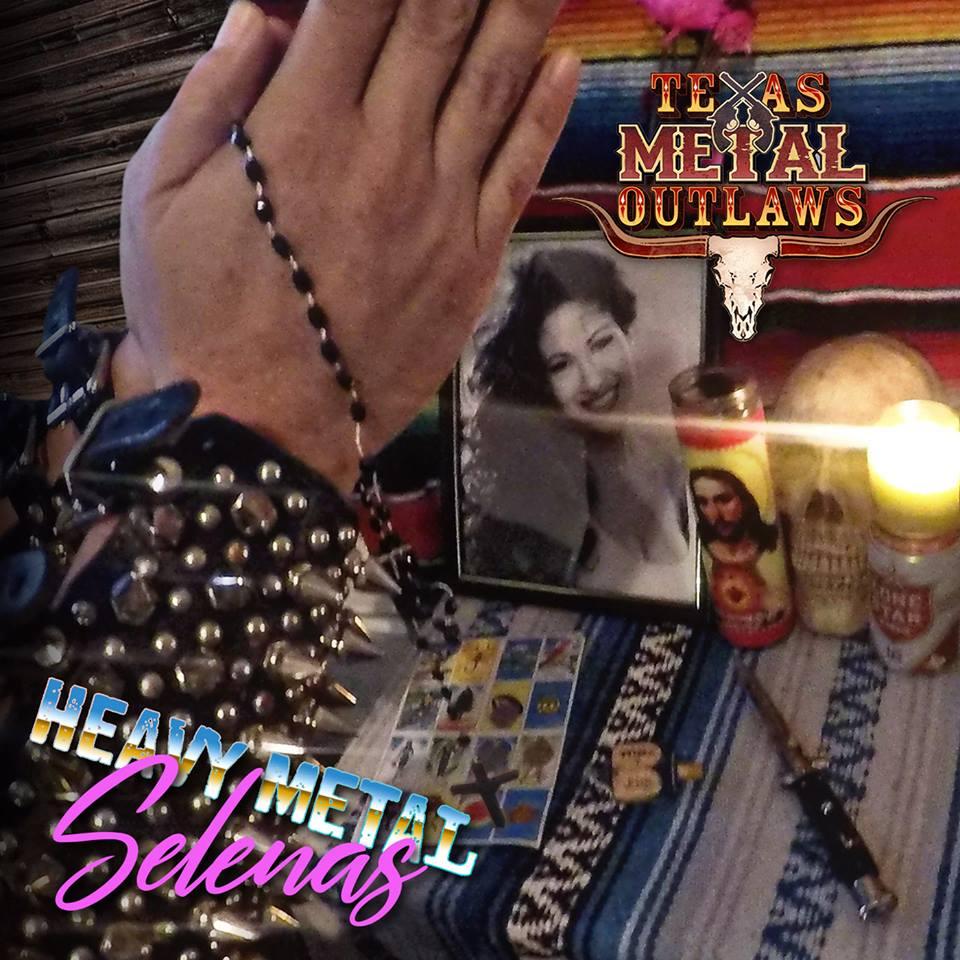 Texas Metal Outlaws - Heavy Metal Selenas