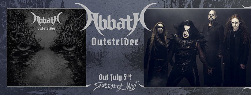 Abbath - Outsider