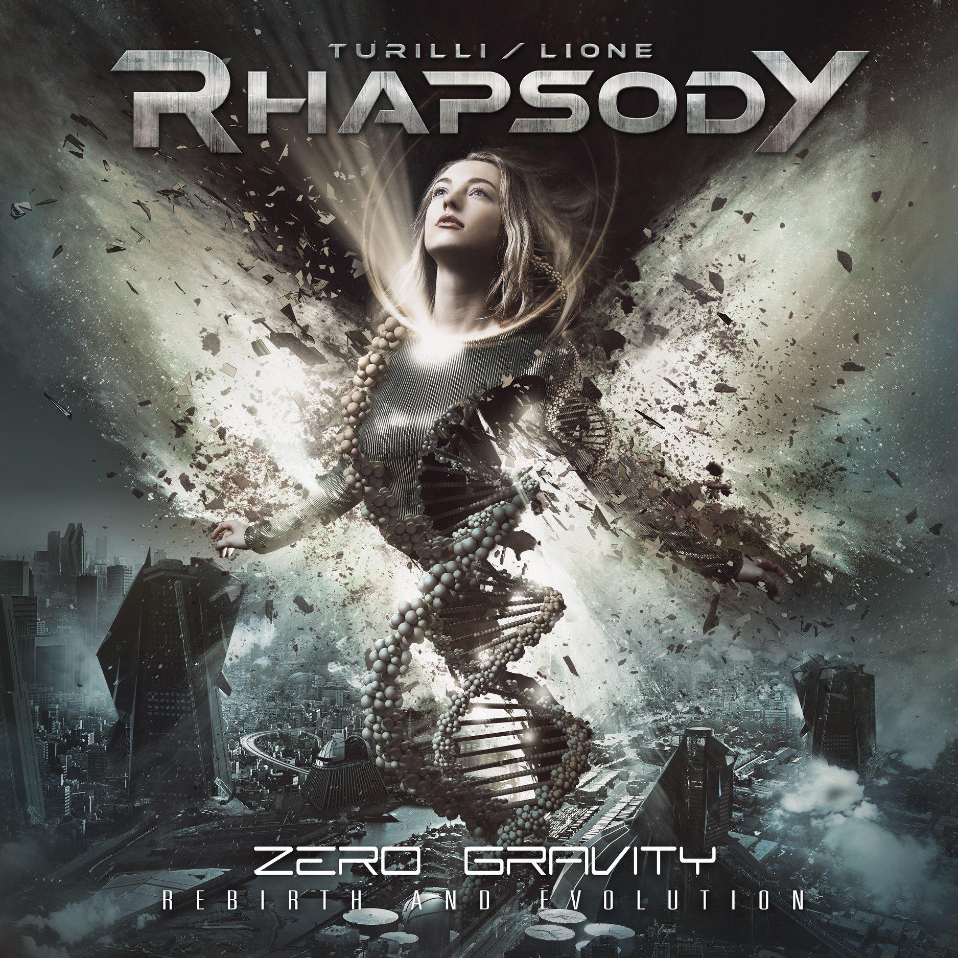 Turilli / Lione RHAPSODY - »Zero Gravity (Rebirth And Evolution)«