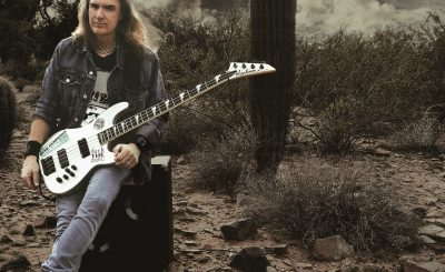 David Ellefson - Desert Photo credit Melody Myers