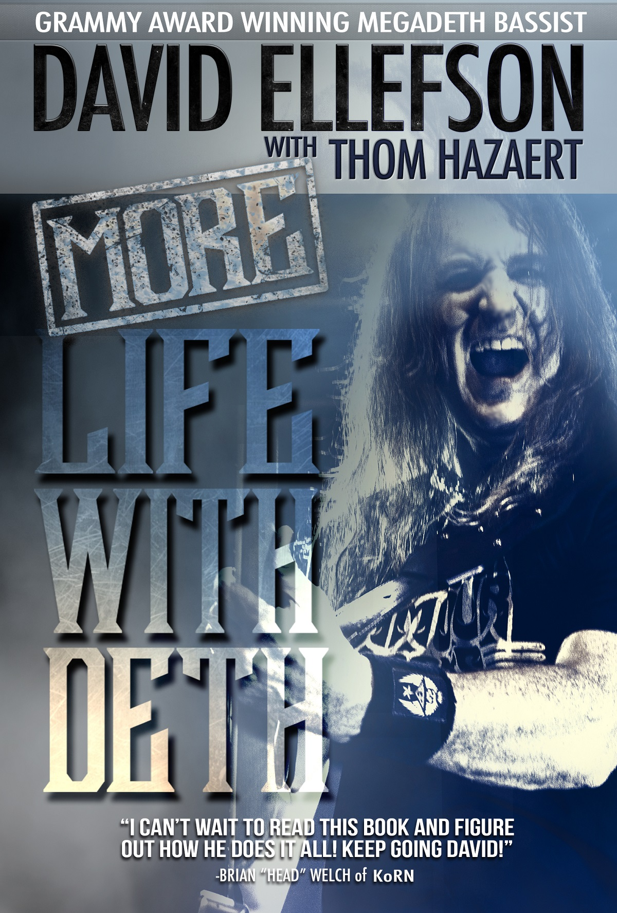 More Life With Deth - Book Cover