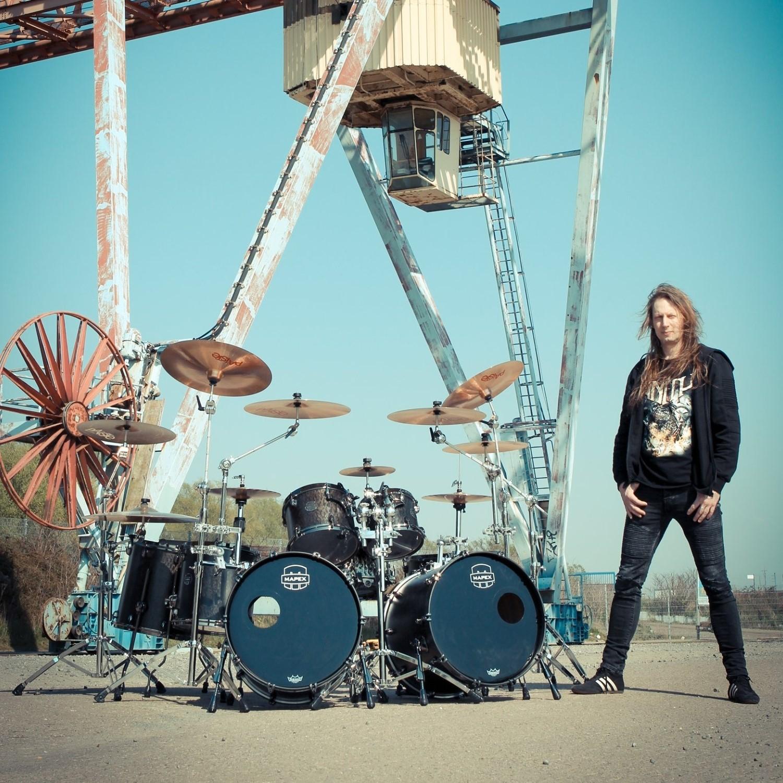 Primal Fear drummer Michael Ehré
