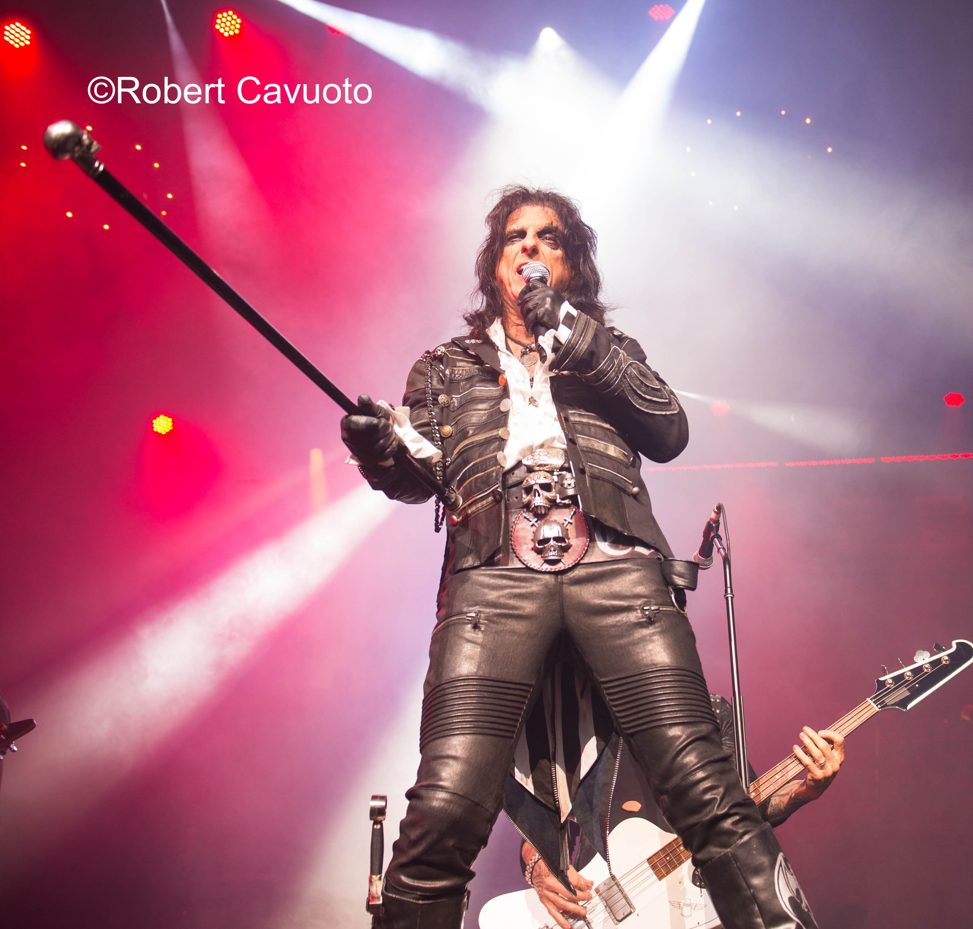 Alice Cooper Unleashes his Nightmare Castle on Unsuspecting Allentown, PA 7/17/19