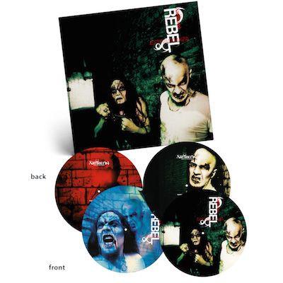 SATYRICON - Rebel Extravaganza / Picture Disc 2LP