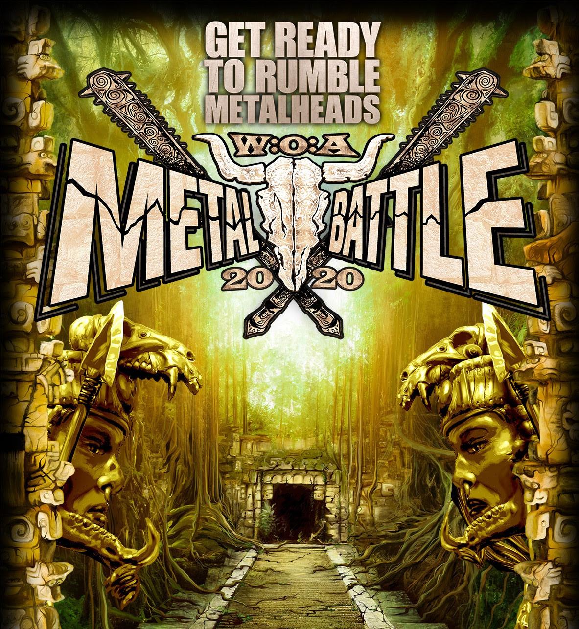 WACKEN METAL BATTLE USA 2020