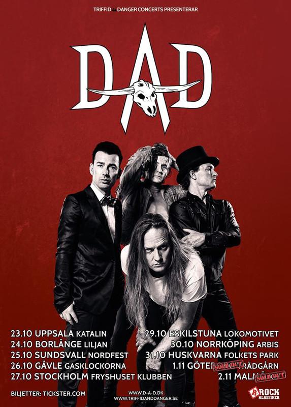 D.A.D. 2019 poster - Malmo