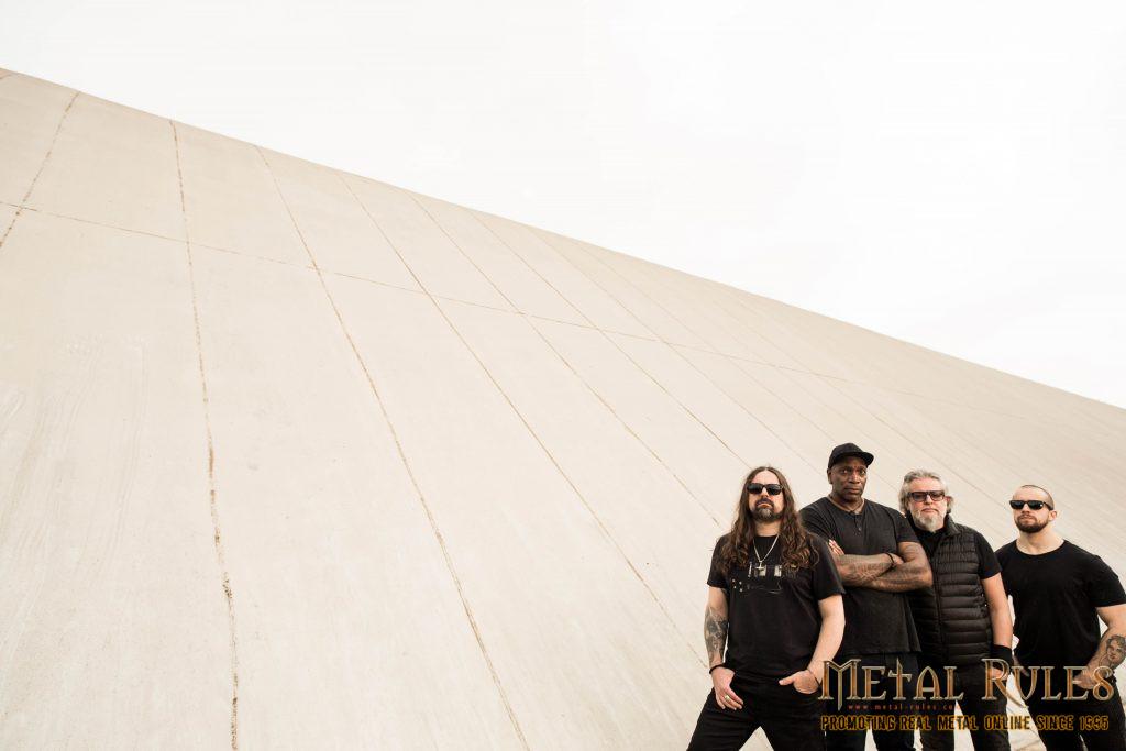 Sepultura - 2019 promo photo