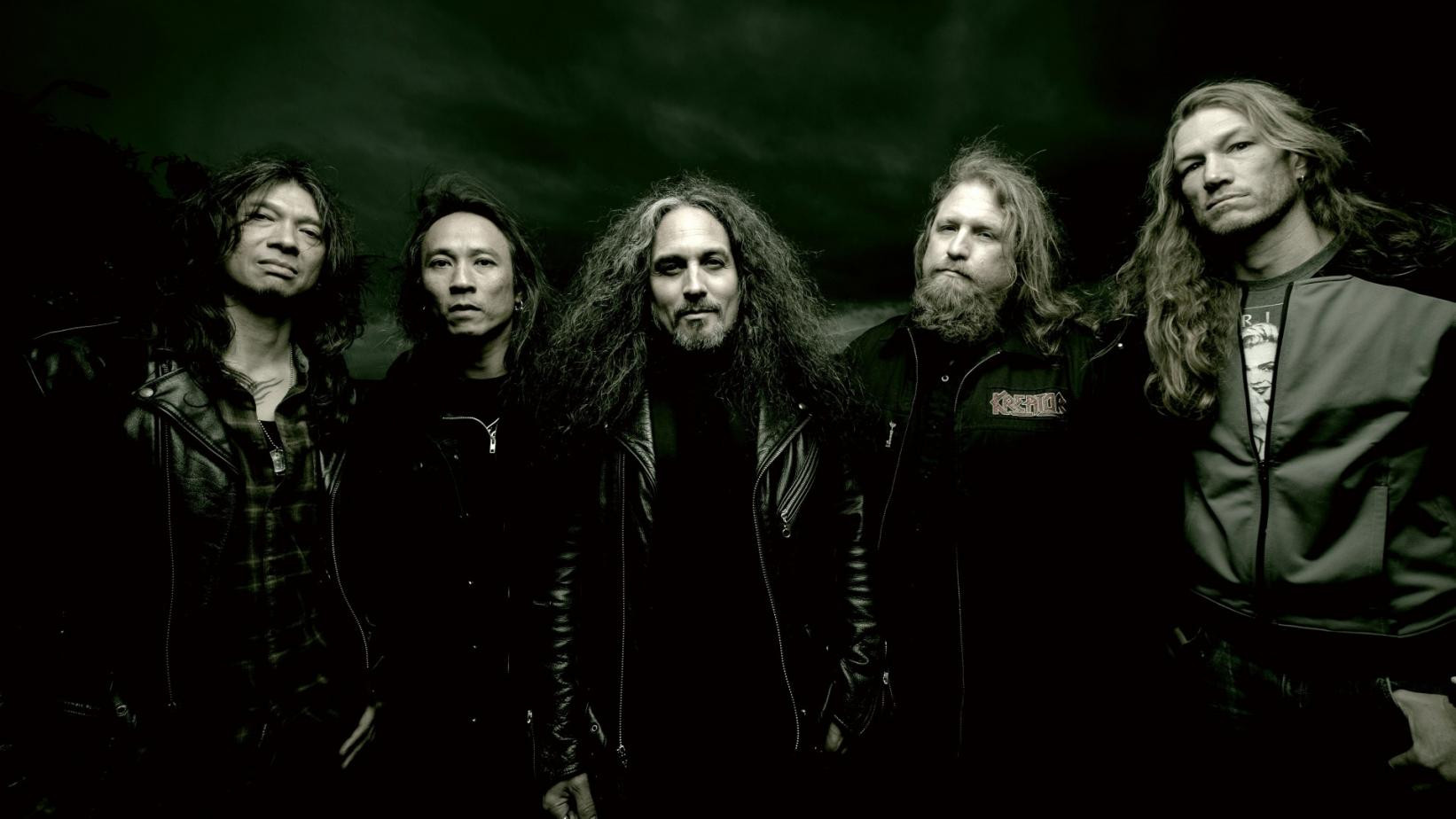 Death Angel 2019 Promo Photo