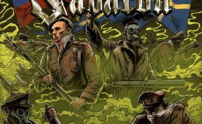sabaton attack of the dead men