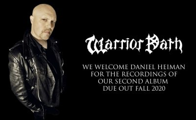 DANIEL HEIMAN.....the new voice of WARRIOR PATH