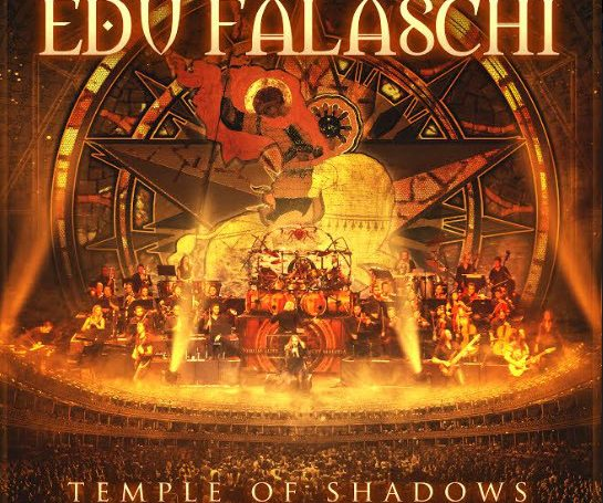 "Edu Falaschi releases trailer for ""Temple Of Shadows In Concert"""