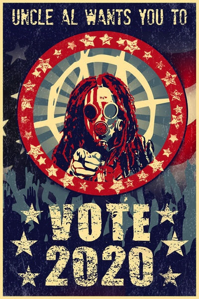 grammy 2021 vote uncle al wants you to vote ministry launches 2020 campaign grammy 2021 vote uncle al wants you to vote ministry launches 2020 campaign