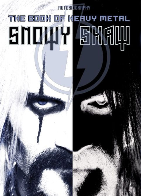 NOWY SHAW ANNOUNCES HIS AUTOBIOGRAPHY, 'THE BOOK OF HEAVY METAL'