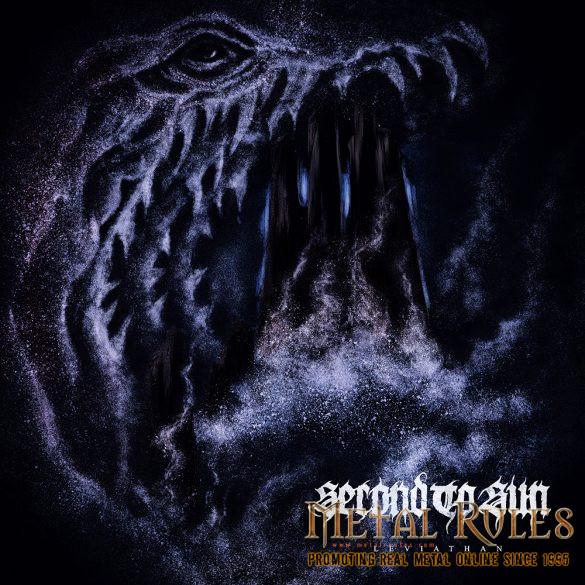 Leviathan album artwork by Alexander Shadrin