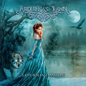 Arduinna's Dawn - Saturnine Moon
