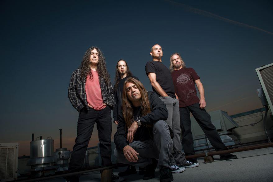 Fates Warning Band Photo