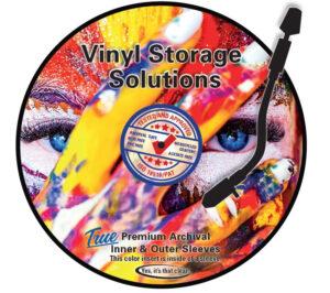 Vinyl Storage Solutions