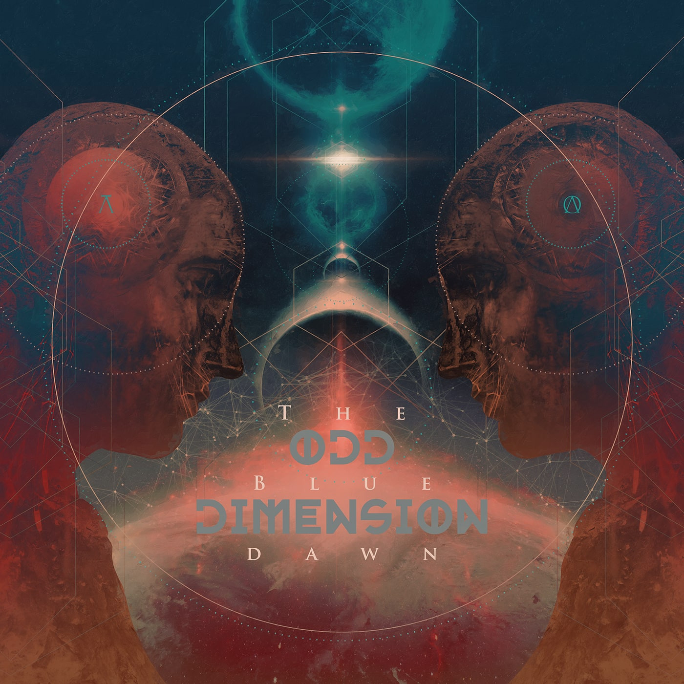 ODD DIMENSION - 'THE BLUE DAWN'